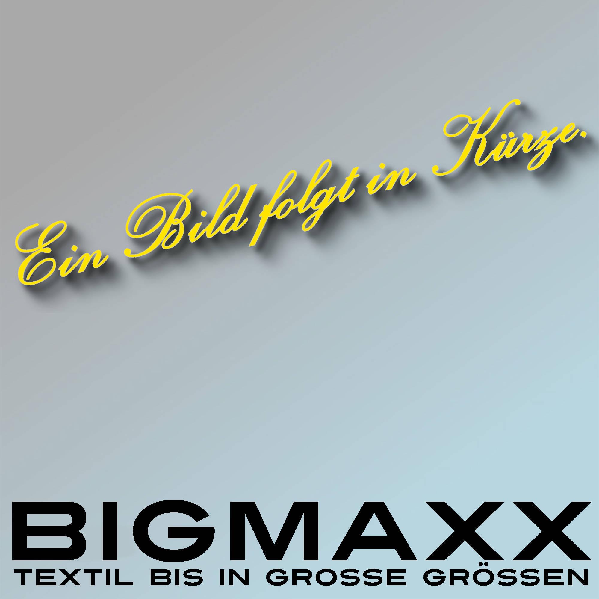 KARIBAN Damen T-Shirt mit V-Ausschnitt Kurzarm in 20 Farben Gr S bis 3XL